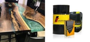 release agent for epoxy resin